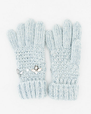 Gem Knit Gloves