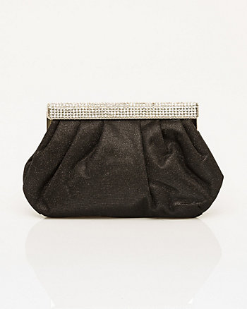 Jewel Embellished Clutch