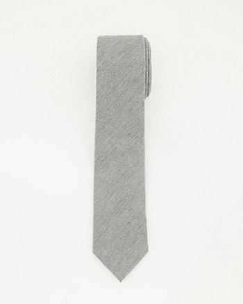 Two-Tone Skinny Tie