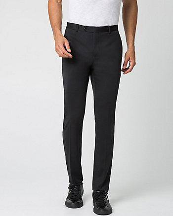 Knit Tapered Leg Pant