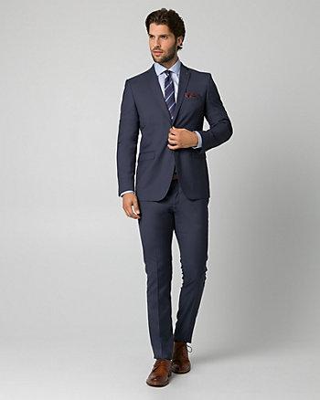 Woven Slim Leg Pant
