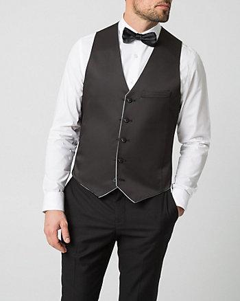 Reversible Sateen Contemporary Fit Vest