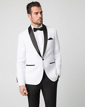 Twill Contemporary Fit Blazer