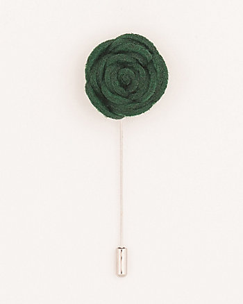Felt Floral Lapel Pin