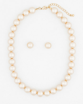 Pearl-Like Necklace