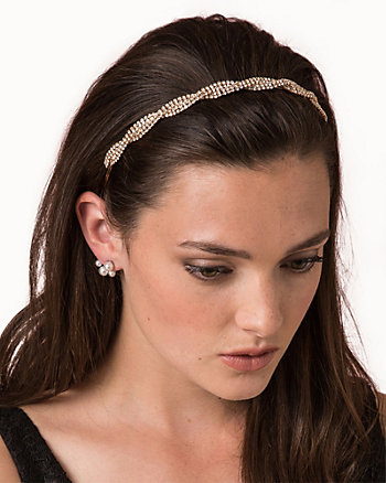Twisted Gem Headband