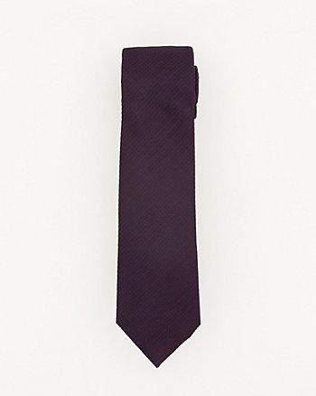 Novelty Print Silk Tie