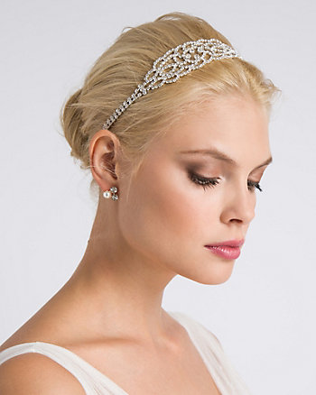 Gem Elastic Headband