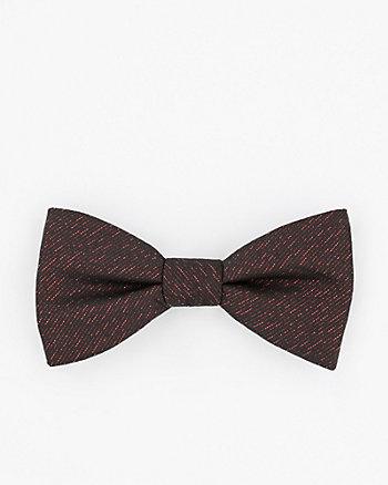 Lurex Bow Tie