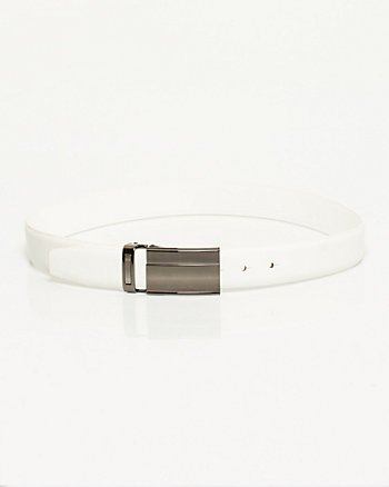 Bonded Leather Belt
