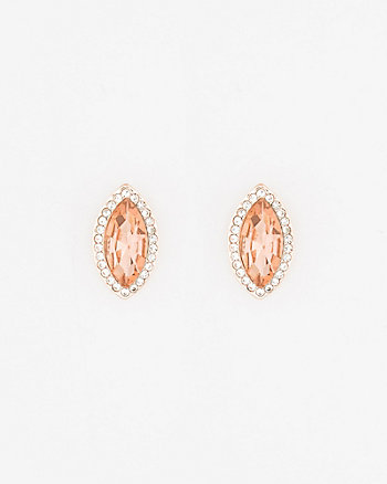 Gem Stud Earrings