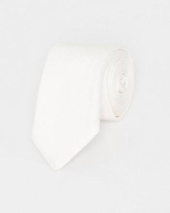 Italian-Made Tonal Dot Print Silk Tie