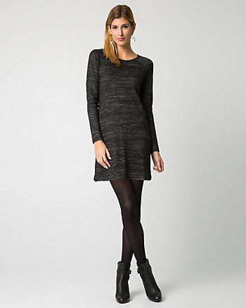 Cut & Sew A-Line Dress