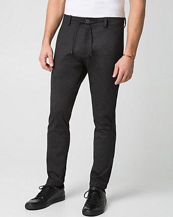 Knit Slim Leg Jogging Pant