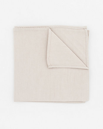 Two Tone Cotton Pocket Square
