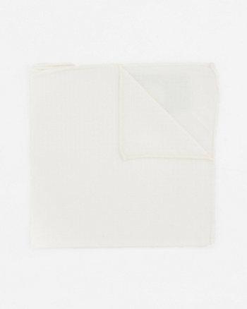 Italian-Made Cotton Pocket Square