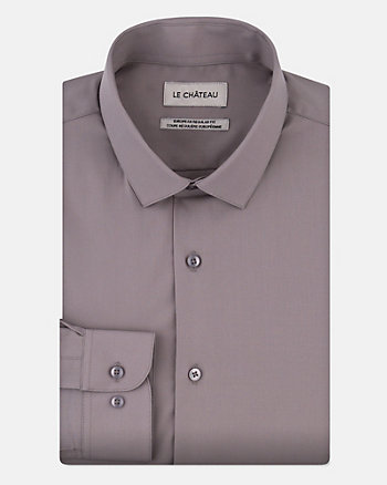 Cotton Athletic Fit Shirt