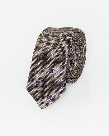Italian-Made Silk Tie