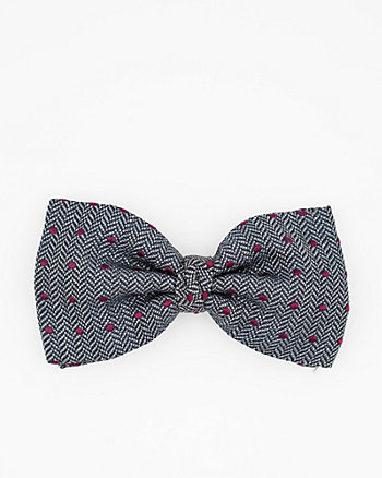 Italian-Made Silk Bow Tie