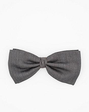 Italian-Made Silk Bow Tie