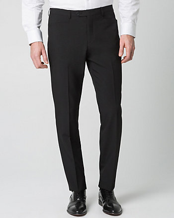 Stretch Straight Leg Pant