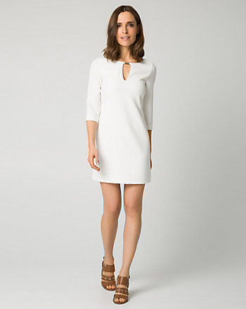 Double Weave Tunic Dress