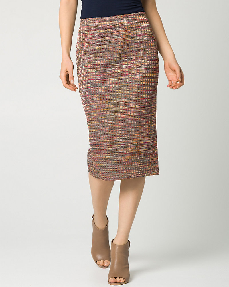e3be126d0 High Waisted Midi Skirt - raveitsafe