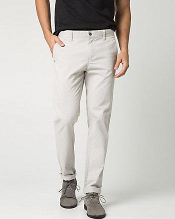 Pantalon en mélange de coton