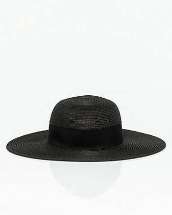 Paper Floppy Wide Brim Hat