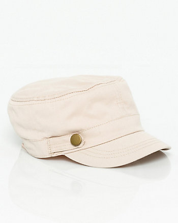 Cotton Kepi Cap