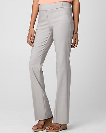 Tech Stretch Slight Flare Leg Pant
