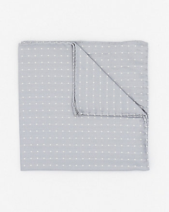 Italian-Made Silk Pocket Square