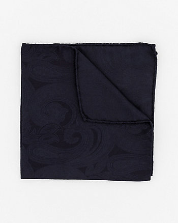 Italian-Made Silk Pocket Square