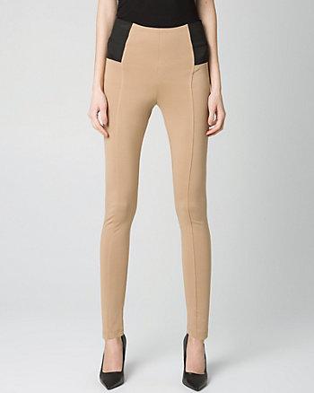 Ponte Skinny Leg Pant