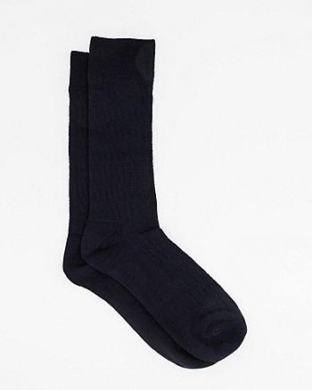 Tonal Bamboo Blend Socks
