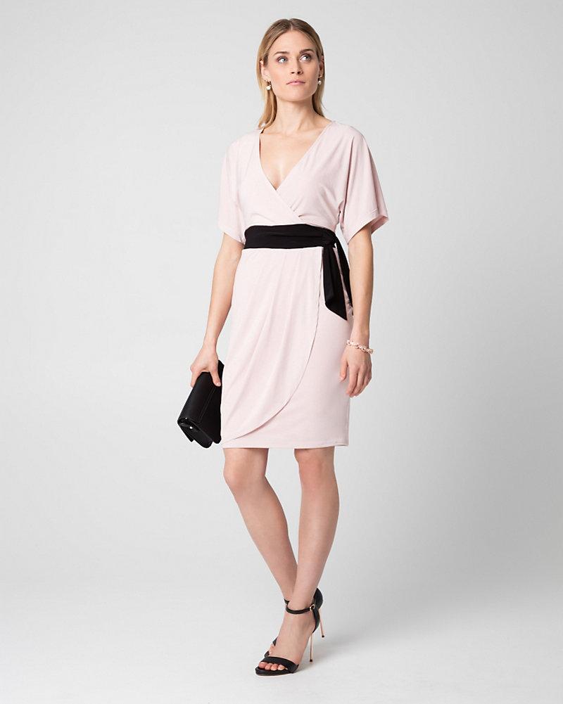 85a563c72925 Knit Kimono Dress | LE CHÂTEAU