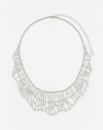 Gem Bib Necklace