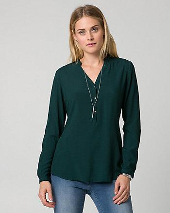 Challis Henley Shirt
