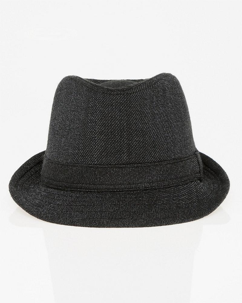 Wool Twill Fedora Hat  dc3ea49ab7e