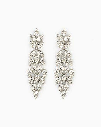 Gem Chandelier Earrings