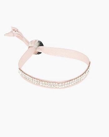 Gem Ribbon Bracelet