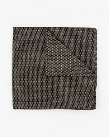 Italian-Made Silk Blend Pocket Square