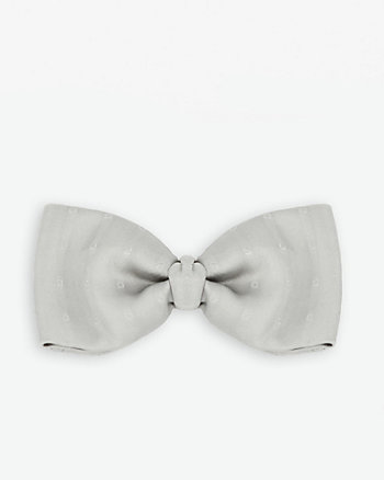 Italian-Made Silk Blend Bow Tie