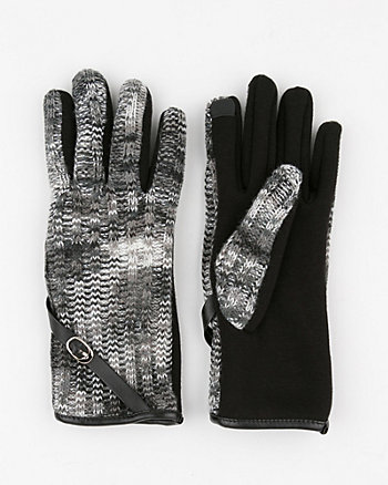 Tweed Tech Gloves