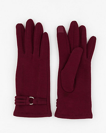 Cotton Touchscreen Gloves