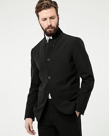 Tech Stretch Slim Fit Blazer
