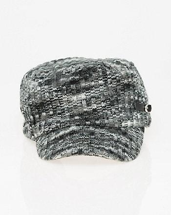 Knit Kepi Cap