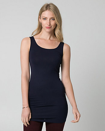 Essential Knit Tunic Tank