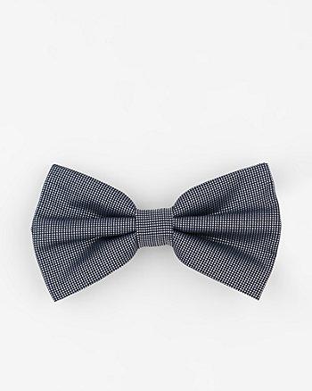 Textured Microfibre Bow Tie