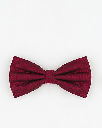 Two-Tone Silk Bow Tie